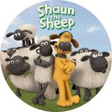 Jedlý papír ovečka shaun
