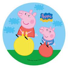 Jedlý  papír  peppa pig 5