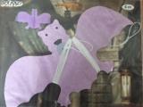 Halloween girlanda netopýr 4 m