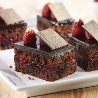 Double choc cake  s pravou čokoládou 1 kg