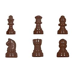 Forma na čokoládu šachy 2 - 10 kusů