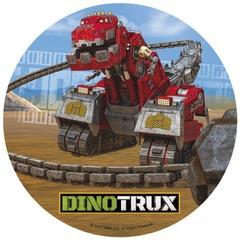 Jedlý papír dinotrux