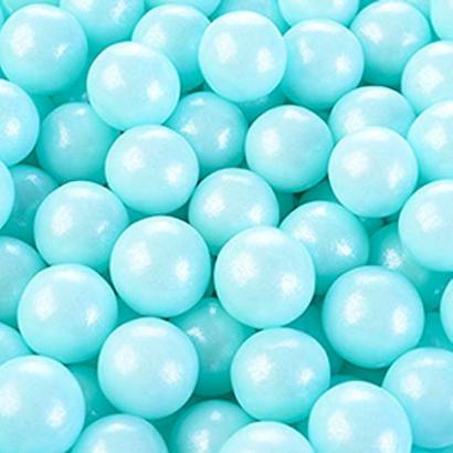 Cukrové perly modré  60 g