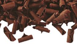 Čokoládové hoblinky tmavé