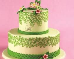 Krajka sweet lace zelená  200 g