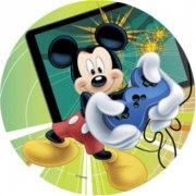 Jedlý papír mickey mouse  5