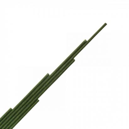 Aranžovací  dráty zelené 18