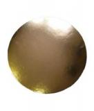 Podložka dortová zlatá 24 cm
