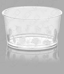 Plastový kelímek tery  150 ml