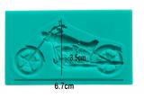 Silikonová forma motorka