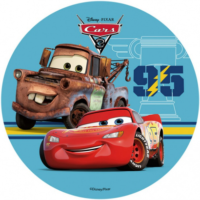 Jedlý papír auta -  the cars  12
