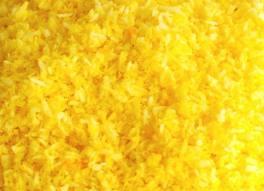 Kokos žlutý
