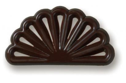 Čokoládové filigránky vějíř  50 g