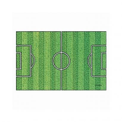 Fotbalové hřiště  - jedlý papír