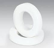 Aranžovací páska bílá 0,6 cm 2 ks