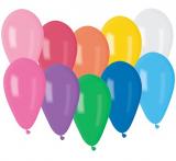 Balónky pastelové barvy  100 ks