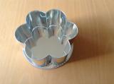 Dortová forma kytka  15,5 cm