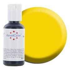 Americolor barva lemon yellow 19 ml