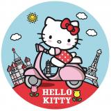 Jedlý papír hello kitty 12