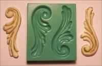 Silikonová forma ornament