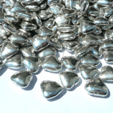 Srdíčka  stříbrná