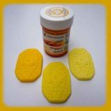 Gelová barva sun yellow - žlutá